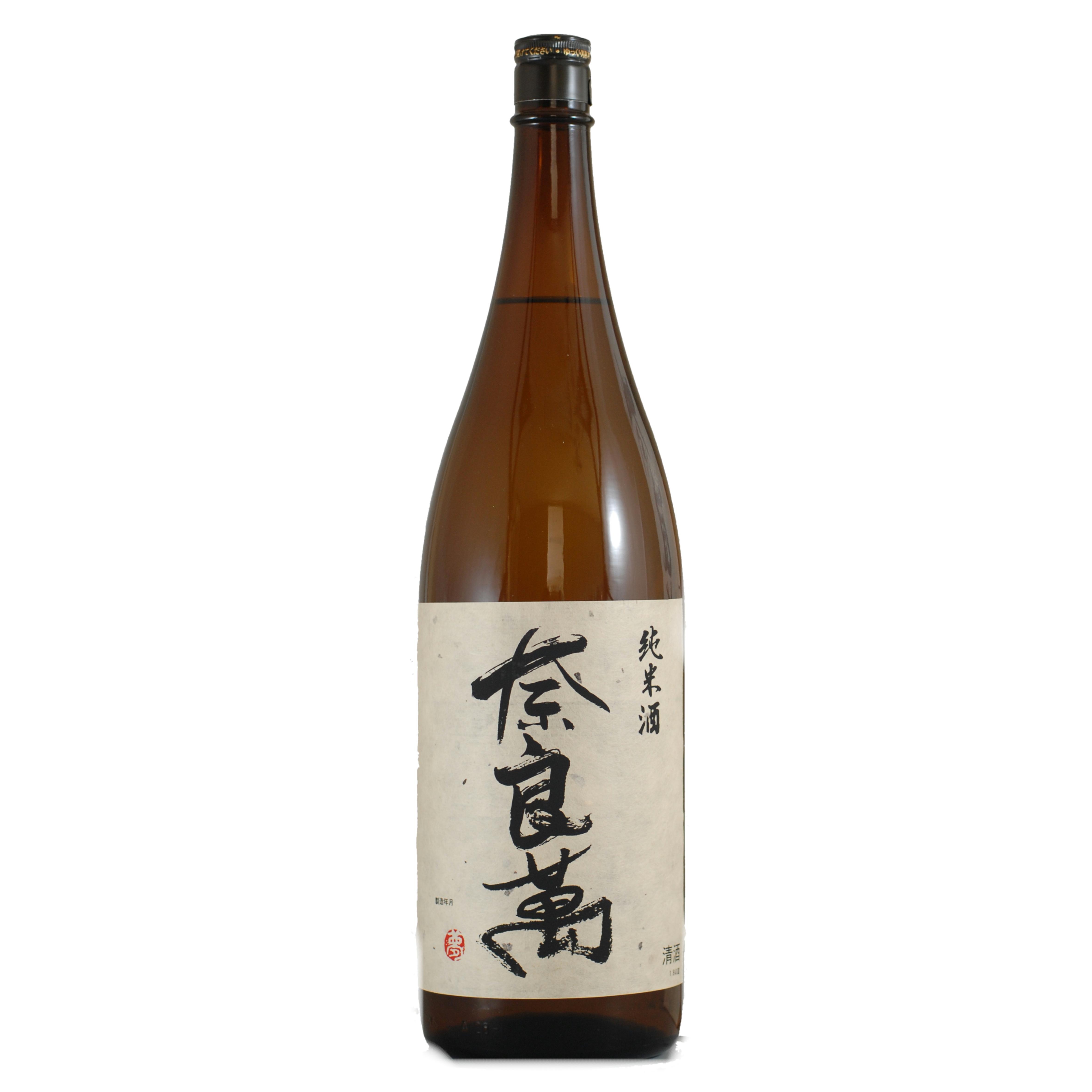 奈良萬 純米酒