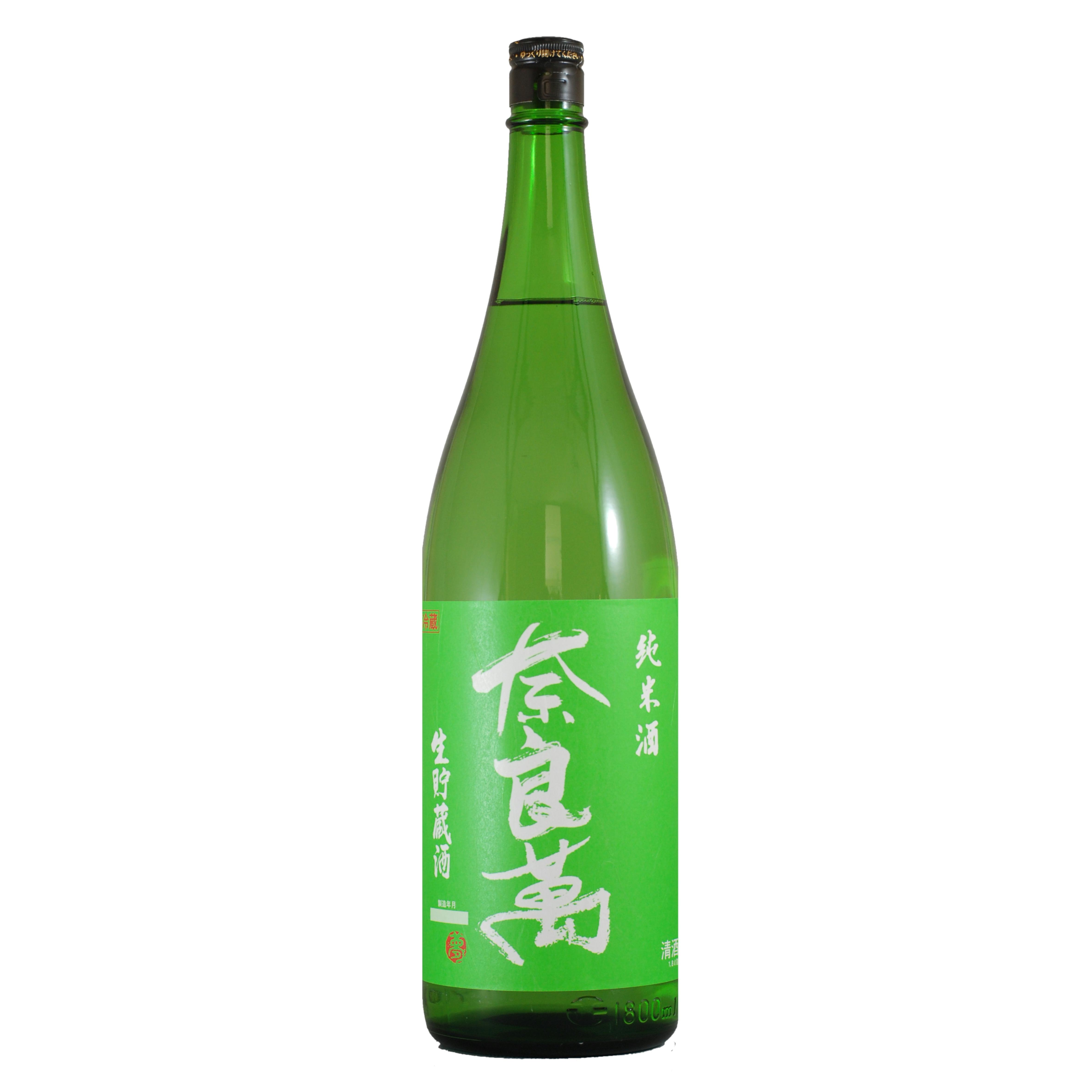 奈良萬 純米 生貯蔵酒