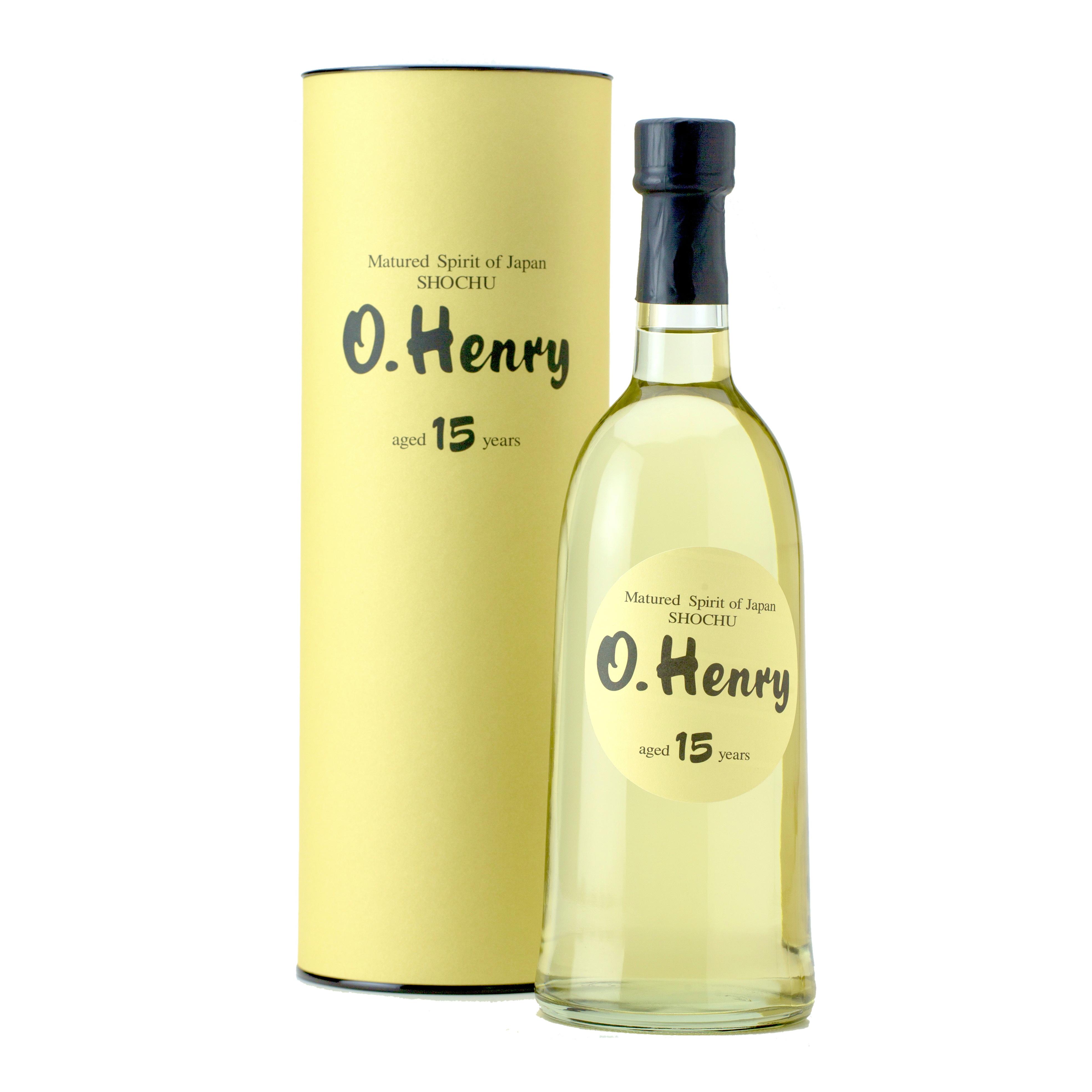 O Henry(オーヘンリー) 15年  750ml 【専用化粧箱入】