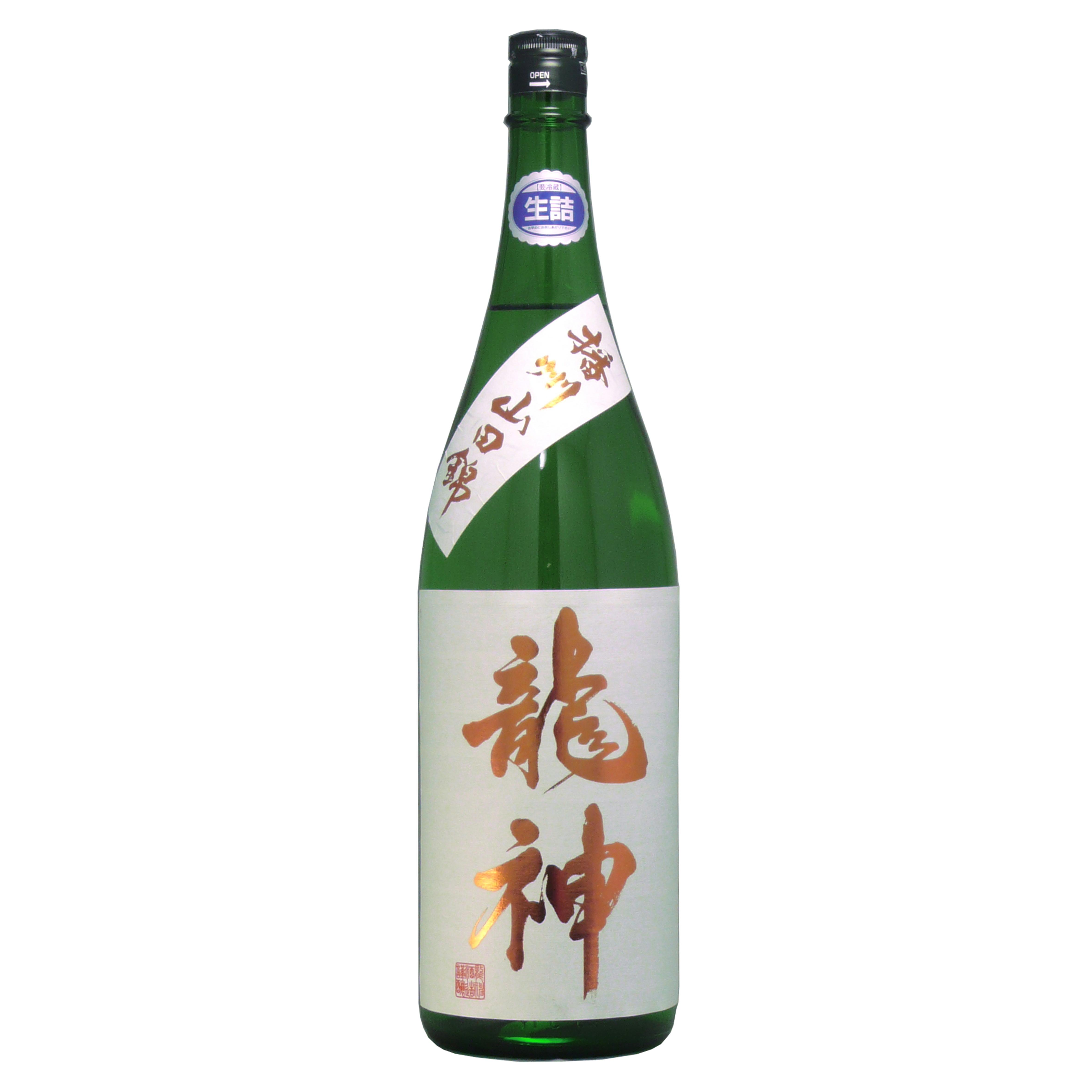 龍神 純米大吟醸 播州山田錦 1800ml