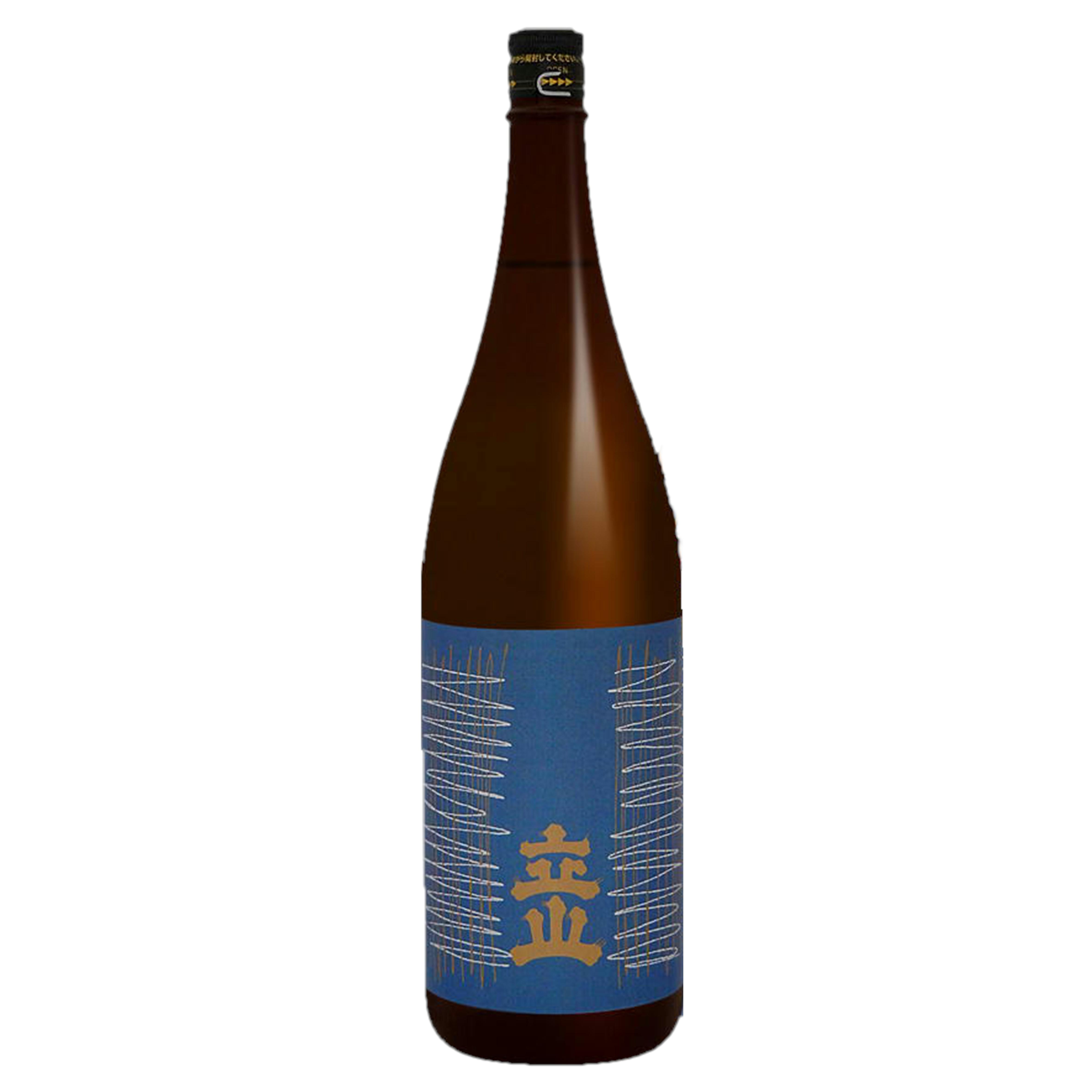 銀嶺立山 特別本醸造 1800ml