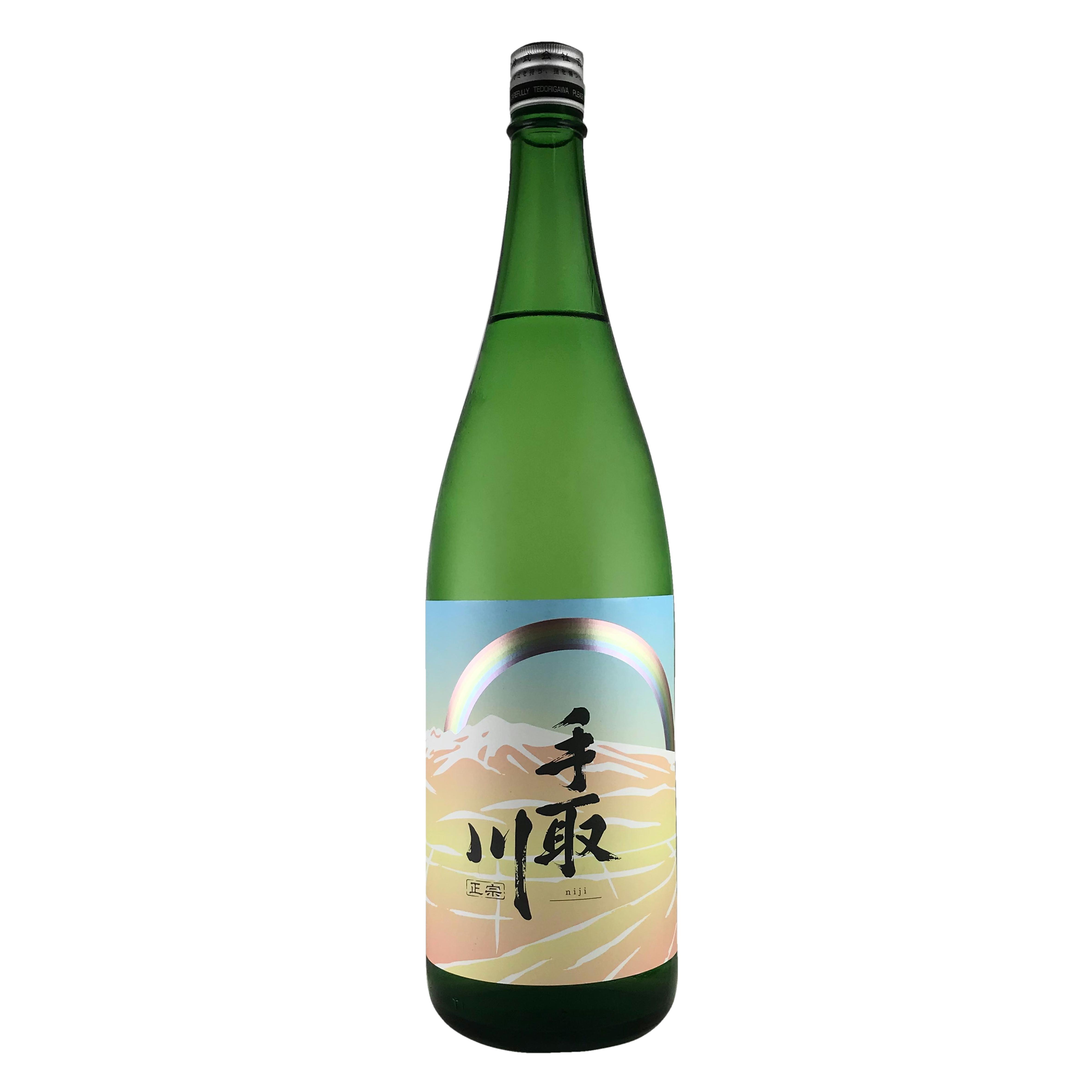 手取川 純米酒 niji