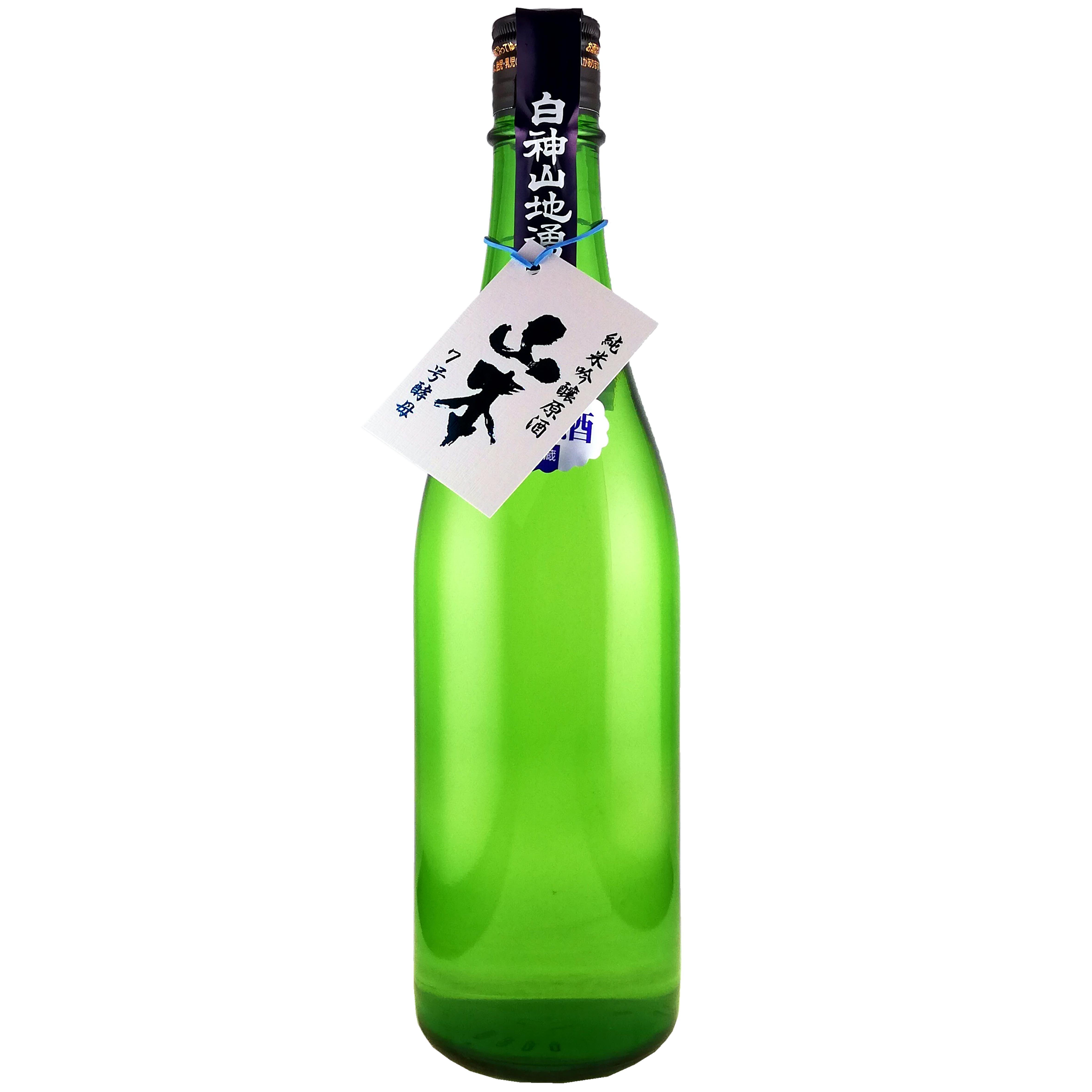 山本 純米吟醸 7号酵母 生酒 720ml