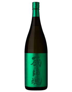 蔵の師魂 The Green1800ml