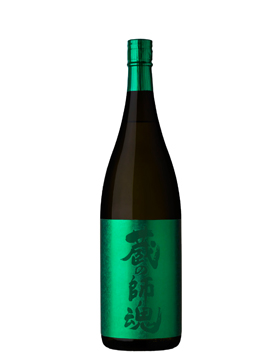 蔵の師魂 The Green720ml