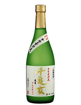 千亀女麦製720ml