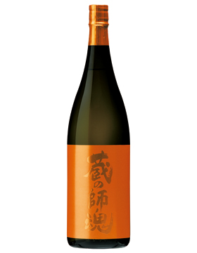 蔵の師魂 The Orange 1800ml