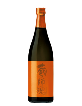 蔵の師魂 The Orange 720ml