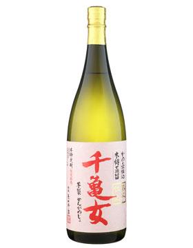 千亀女紫芋製1800ml