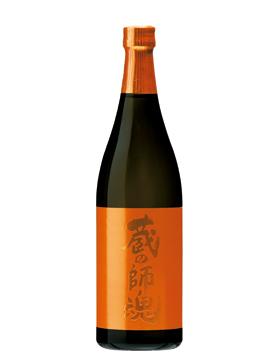 蔵の師魂 The Orange 720ml