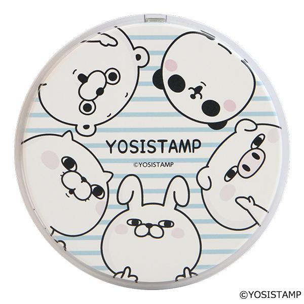 ヨッシースタンプ ワイヤレスチャージャー MYS-05C集合
