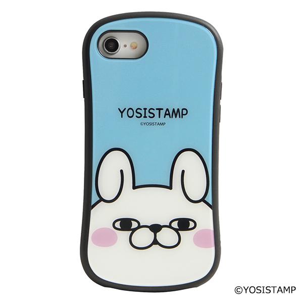ヨッシースタンプ i select iPhone8/7/6s/6 対応ケース  MYS-01Aアップ