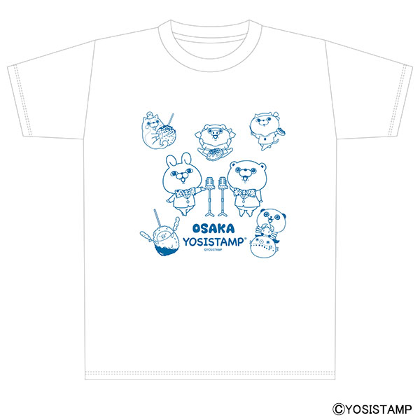 ヨッシースタンプ 大阪Tシャツ