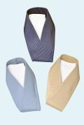 装道の男性用ファスナー衿です。