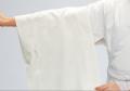 装道の洗える正絹むじな菊替袖です。