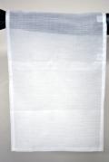 麻ならではの清涼感とシャリ感と絽目★ 【麻/絽】 美容替袖 1尺3寸 49cm(標準)