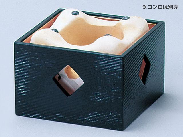 飛騨コンロ用木枠特上コンロ枠(銅内貼)