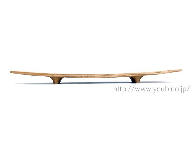 木製長角皿栓飛翔台(大)