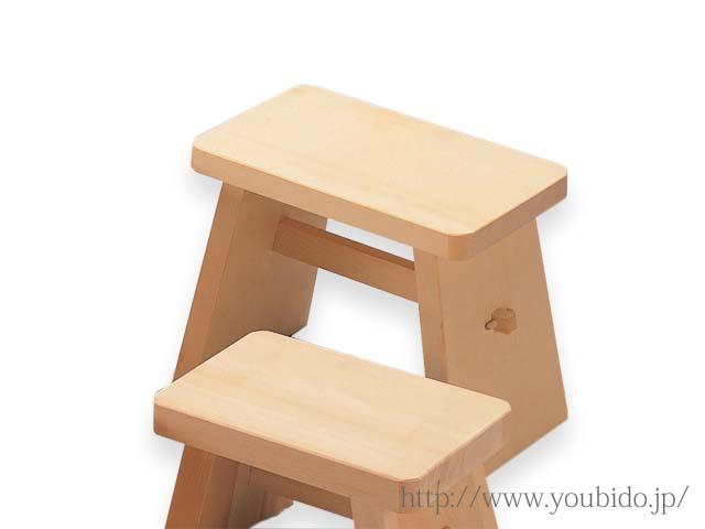 ヒバ風呂椅子(小)