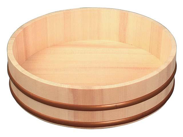 天然木寿司飯台