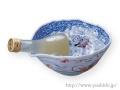 冷酒・ワインクーラー花鳥椿片口