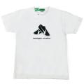 【公式ショップ限定】ヤンガー(Younger)コーチャーフロッキープリントTシャツ(ホワイト)【メール便可】
