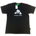 【公式ショップ限定】ヤンガー(Younger)コーチャーフロッキープリントTシャツ(ブラック)【メール便可】
