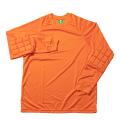 【メール便可】キーパーシャツ(オレンジ)
