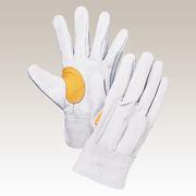 【当日出荷】大中産業 牛床皮溶接用手袋(3本指) 103Y 1双