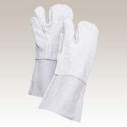 【当日出荷】大中産業 牛皮溶接用手袋(3本指) 30T 1双