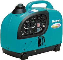 【メーカー取り寄せ】デンヨー 小型ガソリン発電機 GE-900SS-IV