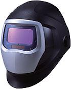 【3営業日以内に出荷】スリーエム 溶接用自動液晶遮光面 スピードグラス 9100X(ワイドビュータイプ)