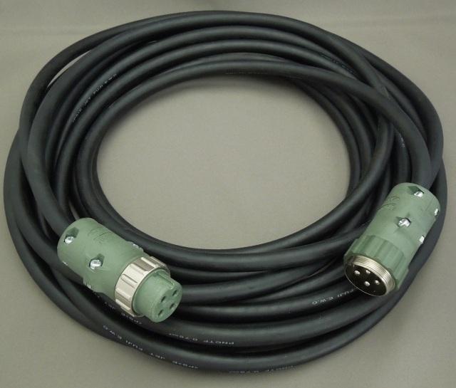 【在庫限りの大特価!送料無料、当日出荷】ダイヘン 制御ケーブル BKCPJ-0410(4芯 10M)