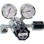 【送料無料、メーカー取り寄せ】 ヤマト産業 分析機用二段圧力調整器 FR1BTRC11(酸素・窒素・アルゴン・空気用)