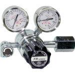 【送料無料、メーカー取り寄せ】 ヤマト産業 分析機用二段圧力調整器 FR1BTRC12(水素用)