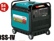 【メーカー取り寄せ】デンヨー 小型ガソリン発電機 GE-2500SS-IV
