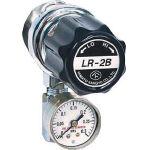 【送料無料、メーカー取り寄せ】 ヤマト産業 分析機ライン用圧力調整器(真鍮製) LR2BRL5TRC