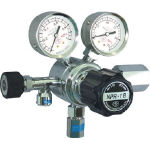 【送料無料、メーカー取り寄せ】 ヤマト産業 分析機用圧力調整器 NPR1BTRC13(ヘリウム用)