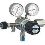 【送料無料、メーカー取り寄せ】 ヤマト産業 分析機用圧力調整器 NPR1STRC13(ヘリウム用)