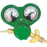 【送料無料、メーカー取り寄せ】 ヤマト産業 酸素調整器(関西式) SSジュニア N-SSJ-OXW