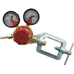【送料無料、メーカー取り寄せ】 ヤマト産業 アセチレン調整器 N-YR71