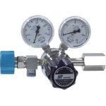 【送料無料、メーカー取り寄せ】 ヤマト産業 高純度ガス圧力調整器 SR1HLTRC(高純度ガス・腐食性ガス用)