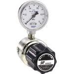 ヤマト産業 高純度ガスライン用圧力調整器 SR1LLTRC(高純度ガス・腐食性ガス用)