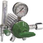【送料無料、メーカー取り寄せ】 ヤマト産業 フィン付圧力調整器 YC-1F(炭酸ガス用)