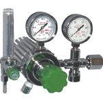 【送料無料、メーカー取り寄せ】 ヤマト産業 フィン付圧力調整器 YC-2F(炭酸ガス用)