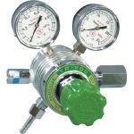 【送料無料、メーカー取り寄せ】 ヤマト産業 フィン付圧力調整器 YR200B(炭酸ガス用)