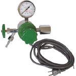 ヤマト産業 ヒーター付圧力調整器 YR507V(炭酸ガス・MAGガス用)