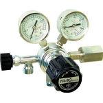 ヤマト産業 分析機用圧力調整器 YR90STRC11(関東式酸素・窒素・アルゴン・空気用)
