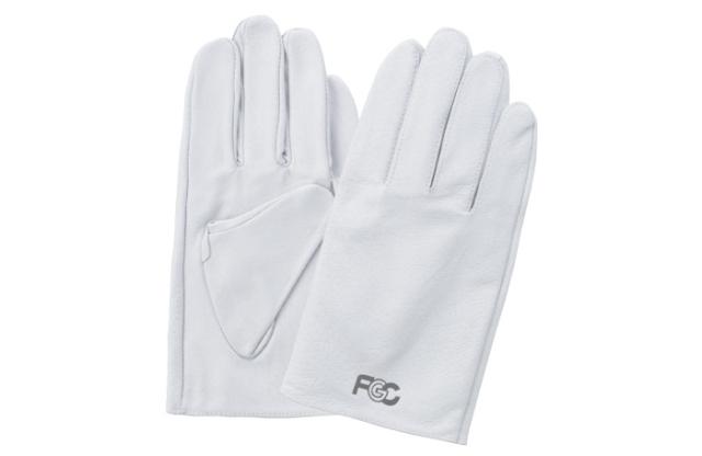 【当日出荷】富士グローブ 豚革クレスト手袋 F808 1双