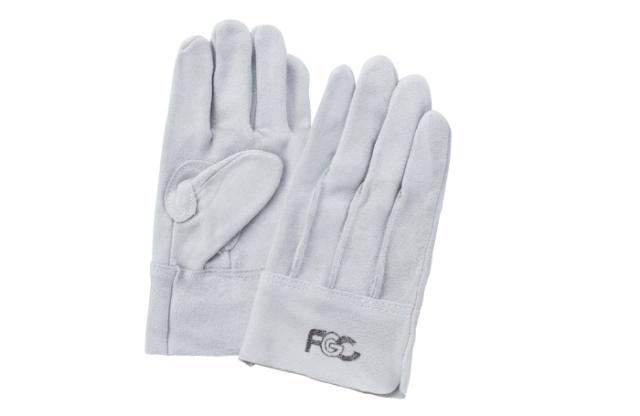 【当日出荷】富士グローブ 牛床皮手袋 60FGC 1双